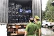 Đà Nẵng bắt xe container chở hơn 4.500 chai rượu ngoại nhập lậu