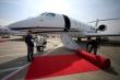 Tỷ phú thế giới dùng máy bay cá nhân loại gì?