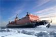 Tàu phá băng nguyên tử - 'kẻ mở đường' đưa nước Nga thống trị Bắc Cực