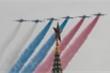 TRỰC TIẾP: Nga duyệt binh trên không kỷ niệm 75 năm Ngày Chiến thắng
