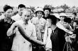 Chính sách chiêu hiền đãi sỹ của Bác Hồ và chế độ mới sau Cách mạng Tháng Tám
