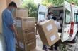 Các nhóm thiện nguyện góp sức cùng nhân viên y tế tuyến đầu chống dịch Covid-19