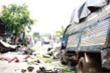 Xe tải lao vào chợ làm 5 người chết: Tài xế thiếu kinh nghiệm, chở quá tải 75%