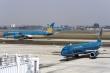 COVID-19 tái bùng phát, số chuyến bay của Vietnam Airlines giảm 5 lần