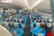 Điều đặc biệt của chuyến bay Guinea Xích Đạo chở 219 công dân Việt Nam về nước