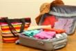 10 mẹo sắp xếp hành lý thông minh khi đi xa