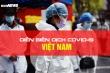 Infographic: Diễn biến dịch COVID-19 tại Việt Nam ngày 20/5