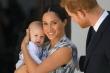 Vì sao con trai của Harry-Meghan không được gọi là hoàng tử?