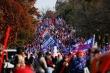 Người ủng hộ Tổng thống Trump đổ về Washington DC biểu tình