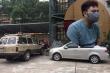 Thuê dịch vụ cứu hộ giao thông cẩu trộm 2 ô tô tại sân chung cư