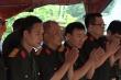 Cựu binh đội mưa đến Đài hương 468 trong ngày 'Giỗ trận' chiến trường Vị Xuyên