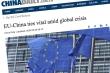 EU cho phép báo Trung Quốc sửa bài viết của 27 Đại sứ về dịch COVID-19