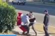 Video: Cảnh sát Mỹ cải trang ông già Noel 'hốt gọn' băng nhóm trộm ô tô
