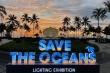 Đảo ngọc Phú Quốc đón Giáng sinh với triển lãm ánh sáng 'Save the Oceans'