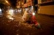 Sau trận 'mưa vàng' giải nhiệt, đường Hà Nội ngập úng, cây xanh bị quật đổ