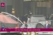 Video: Khoảnh khắc đoàn xe của ông Kim Jong-un đến khách sạn Melia, Hà Nội