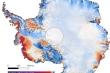 Ảnh vệ tinh tiết lộ bất ngờ về quá trình tan băng ở Greenland và Nam Cực