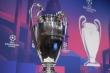 Trực tiếp bốc thăm chia bảng Cúp C1 Champions League