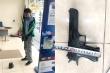 Khởi tố kẻ dùng mìn giả cướp Ngân hàng BIDV ở Hà Nội