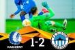 CLB của Filip Nguyễn bị loại ở Europa League