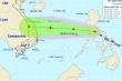 Bão số 7 vừa qua, Biển Đông lại chuẩn bị đón áp thấp nhiệt đới