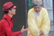 Gặp nhau cuối năm 2020: 'Ngọc Hoàng' Quốc Khánh hóa Lão Hạc, 'Nam Tào' Xuân Bắc thành Xuân Tóc Đỏ