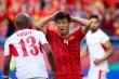 Hàng thủ tuyển Việt Nam khủng hoảng nặng nhất thời HLV Park Hang Seo
