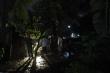 Tắm mưa, bé trai 4 tuổi bị cuốn xuống mương mất tích