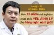 Lương y Đỗ Minh Tuấn: Người thừa kế bài thuốc gia truyền chữa yếu sinh lý hiệu quả