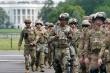 Dẹp loạn biểu tình ở Nhà Trắng, nhiều lính Vệ binh Quốc gia Mỹ mắc COVID-19