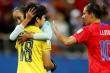 Tuyển Mỹ 'tàn nhẫn' khiến tuyển nữ Thái Lan thảm bại đậm nhất lịch sử World Cup