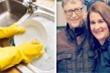 Bill Gates ly hôn, 'rửa bát' bỗng thành từ khóa 'hot' trên mạng xã hội