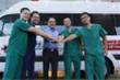 Y bác sĩ Việt sẵn sàng 'cuộc chiến mới' đón 120 người mắc COVID-19 về nước