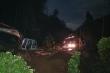 Thứ trưởng Bộ GTVT xuyên đêm chỉ huy thông tuyến vào khu sạt lở  ở Trà Leng