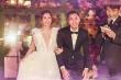 10 năm sau scandal lộ ảnh sex, Chung Hân Đồng khóc khi trở thành cô dâu
