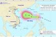 Sáng 21/10, bão Saudel vào Biển Đông, khả năng mạnh thêm