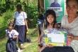 Năm học mới, hai mẹ con cùng học lớp 1