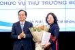 Chân dung tân Thứ trưởng Bộ Giáo dục và Đào tạo Ngô Thị Minh