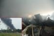 3 người chết trong vụ cháy lớn tại khu công nghiệp Phú Thị