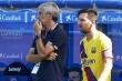 Cựu HLV bị Barca sa thải: 'Tôi là ai mà dám thay đổi Messi?'
