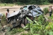 Ảnh: Hiện trường ô tô lao xuống vực ở Nghệ An, hiệu phó và cô giáo thiệt mạng
