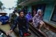 Miền Trung tiếp tục mưa to, nguy cơ ngập lụt kéo dài