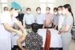 Bộ Y tế kiểm tra công tác thử nghiệm vaccine Covivac tại Thái Bình