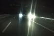 Truy tìm 2 ô tô rọi đèn pha, chạy ngược chiều trên cao tốc Nội Bài – Lào Cai