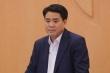 Hà Nội họp bãi nhiệm ông Nguyễn Đức Chung, bầu ông Chu Ngọc Anh làm Chủ tịch TP