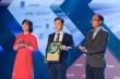 Vietcombank 8 năm liên tiếp nằm trong Top 50 công ty niêm yết tốt nhất Việt Nam
