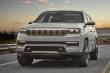 Jeep Grand Wagoneer - xe SUV tràn ngập công nghệ