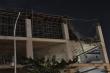 Hiện trường vụ sập giàn giáo công trình xây dựng đại lý Toyota Bắc Giang