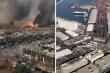 Nổ kinh hoàng ở Lebanon: Vùng đất bán kính 500m bị phá hủy hoàn toàn