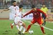 Đội hình tuyển Việt Nam vs UAE: Công Phượng dự bị